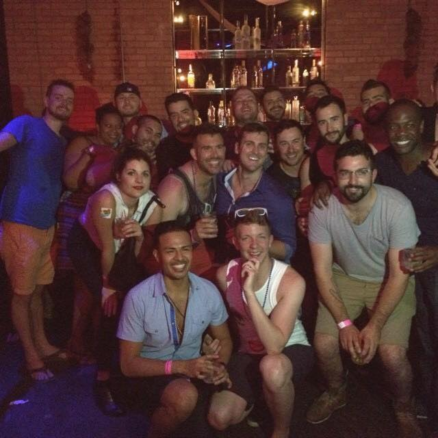 Friends and RuPaul's Drag Race
