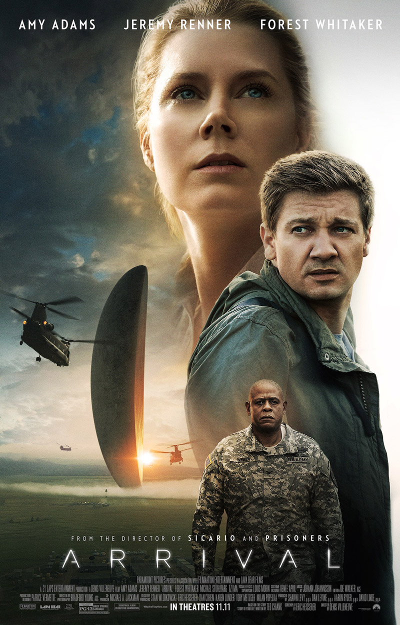 For My Consideration: Arrival, Manchester by the Sea, Hacksaw Ridge and Predictions