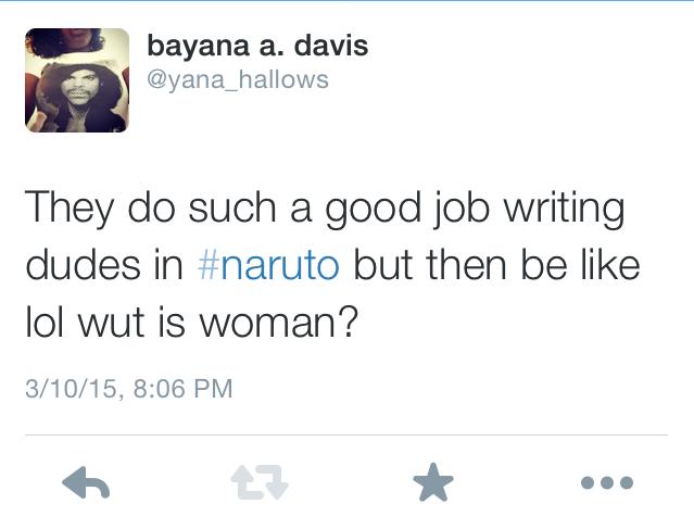 Haruno Sakura and the Portrayals of Women in Naruto