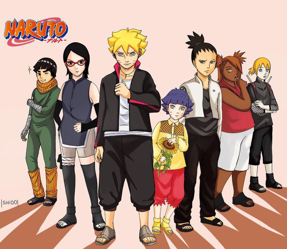 Review: Naruto Gaiden