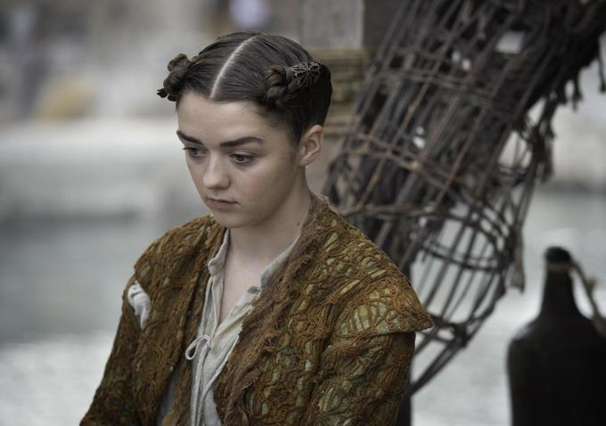 Top Five Female Characters on TV